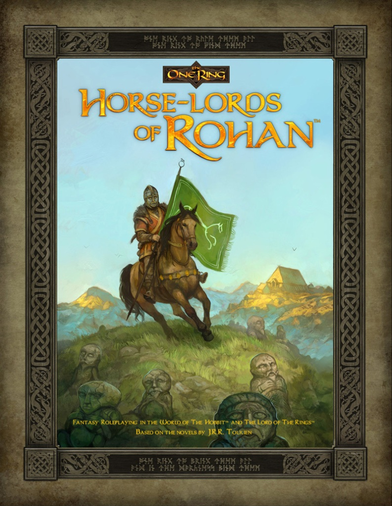 HorselordsofRohanCover800